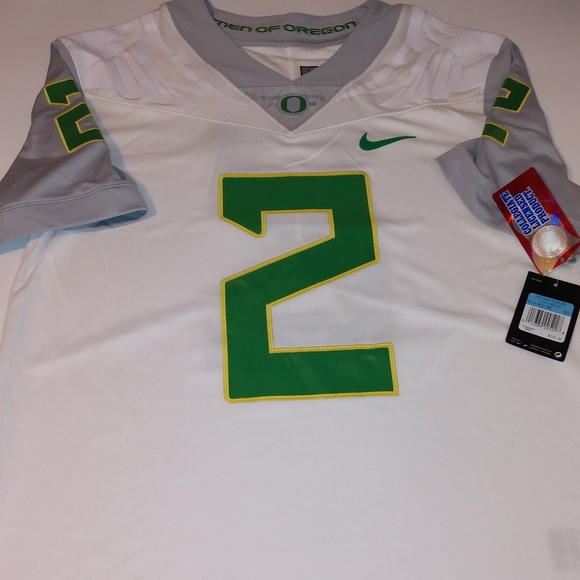 Nike Other - Nike Oregon Ducks Jersey No. 2